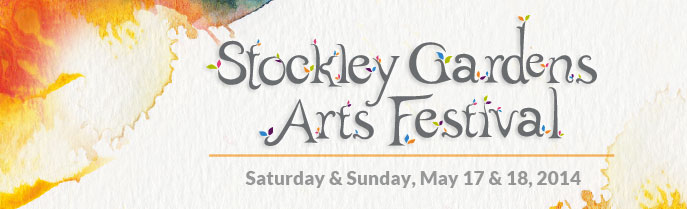 Stockley Gardens Spring Arts Festival